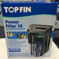 Top Fin power filter
